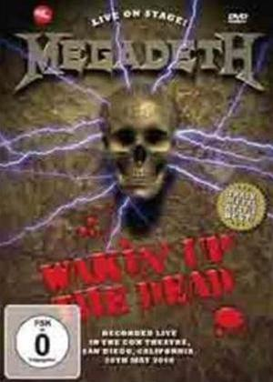 Rent Megadeth: Wakin Up the Dead Online DVD Rental