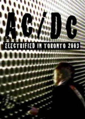 Rent AC/DC: Electrified in Toronto Online DVD Rental