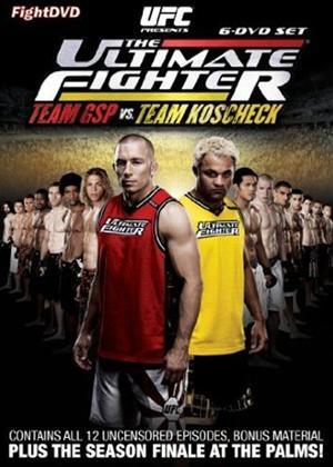 Rent UFC: The Ultimate Fighter: Series 12 Online DVD Rental
