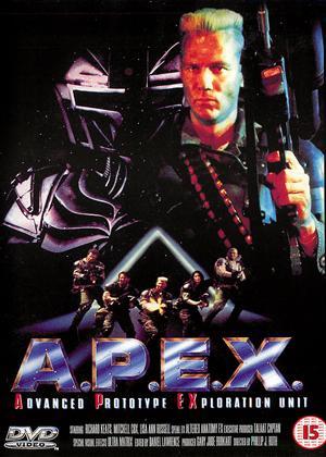 Rent A.P.E.X. Online DVD Rental