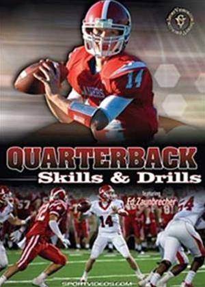 Rent Quarterback Skills and Drills Online DVD Rental