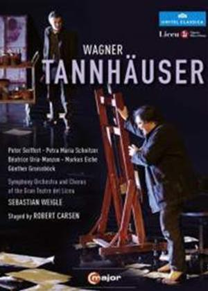 Rent Tannhauser: Gran Teatre Del Liceu (Weigle) Online DVD Rental