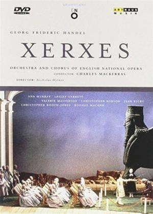 Rent Xerxes: English National Opera (Mackerras) Online DVD Rental