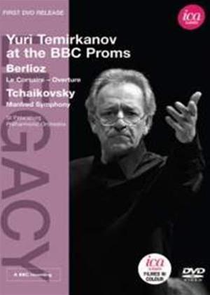 Rent Yuri Temirkanov at the BBC Proms Online DVD Rental