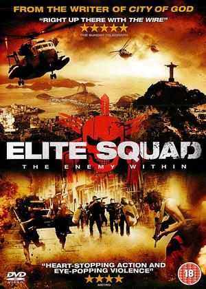 Elite Squad: The Enemy Within Online DVD Rental