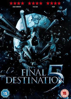Rent Final Destination 5 Online DVD & Blu-ray Rental