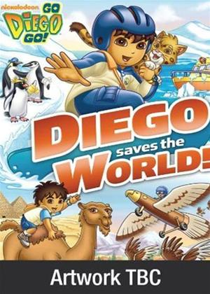 Rent Go Diego Go!: Diego Saves the World Online DVD Rental