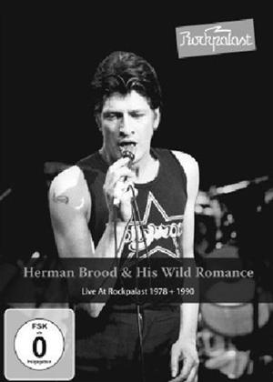 Rent Herman Brood and His Wild Romance: Live at Rockpalast Online DVD Rental