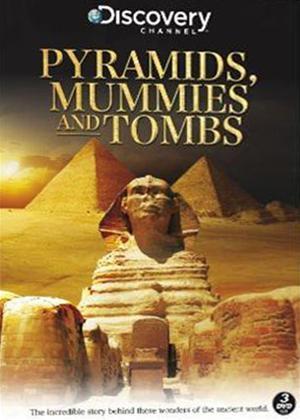 Rent Pyramids, Mummies and Tombs Online DVD Rental