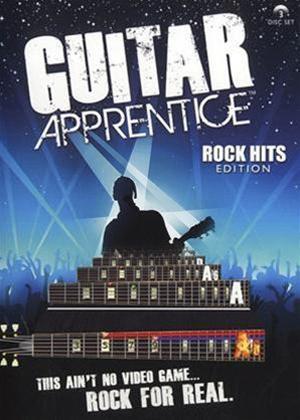 Rent Guitar Apprentice: Rock Hits Edition Online DVD Rental