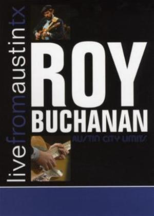 Rent Roy Buchanan: Live from Austin, TX Online DVD Rental