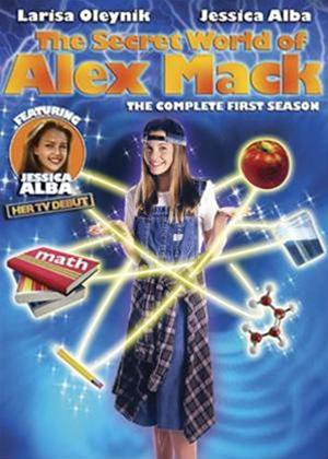 Rent The Secret World of Alex Mack: Series 1 Online DVD Rental