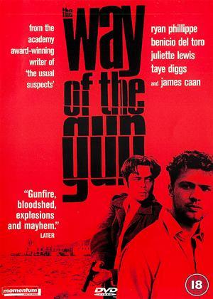 Rent Way of the Gun Online DVD Rental