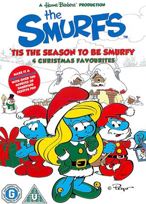 Rent The Smurfs: 'Tis the Season to Be Smurfy Online DVD Rental