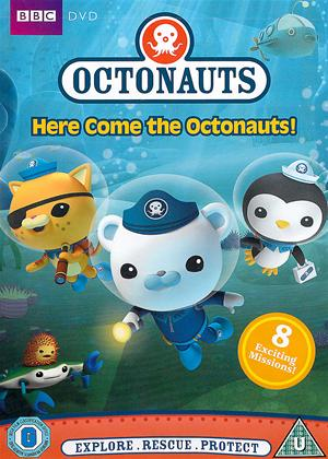 Rent Octonauts: Here Come the Octonauts Online DVD Rental