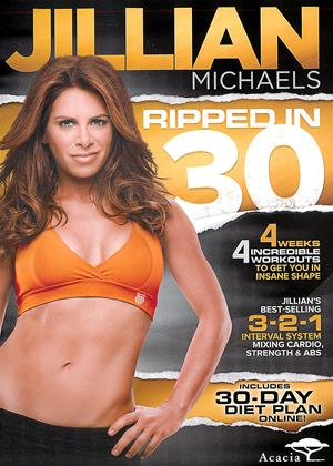 Rent Jillian Michaels: Ripped in 30 Online DVD Rental
