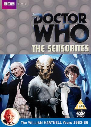 Rent Doctor Who: The Sensorites Online DVD Rental