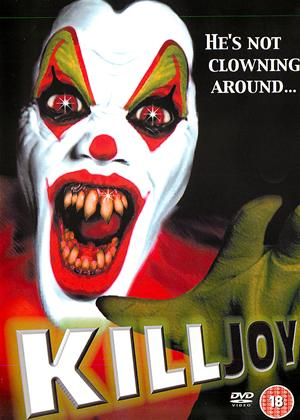 Rent Killjoy Online DVD Rental