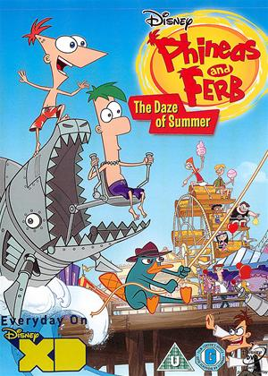 Rent Phineas And Ferb: The Daze Of Summer Online DVD Rental