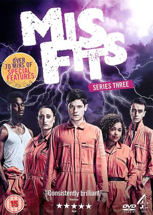 Rent Misfits: Series 3 Online DVD Rental