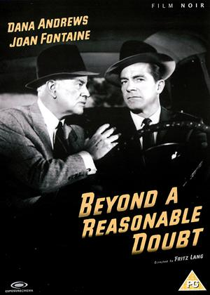 Rent Beyond a Reasonable Doubt Online DVD Rental