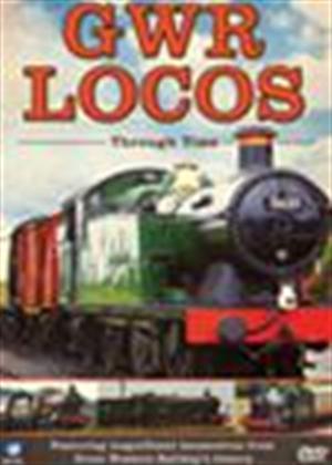 Rent GWR Locos: Through Time Online DVD Rental