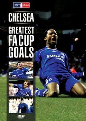 Rent Chelsea FC: Greatest FA Cup Goals Online DVD Rental