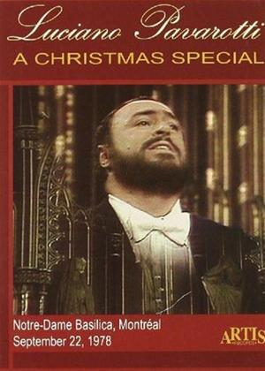 Rent Luciano Pavarotti: A Christmas Special Online DVD Rental