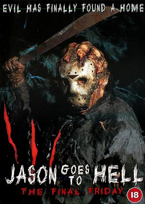 Rent Jason Goes To Hell: The Final Friday Online DVD Rental
