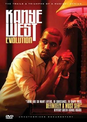 Rent Kanye West: Evolution Online DVD Rental