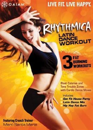 Rent Rhythmica: Latin Dance Party Online DVD Rental