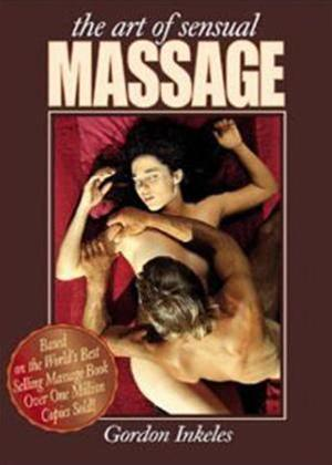 Rent The Art of Sensual Massage Online DVD Rental