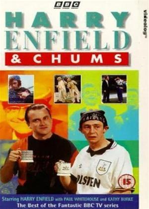 Rent Harry Enfield and Chums: Series 1 and 2 Online DVD Rental