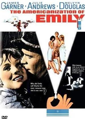 Rent The Americanization of Emily Online DVD Rental