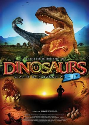 Rent Dinosaurs: Giants of Patagonia Online DVD Rental