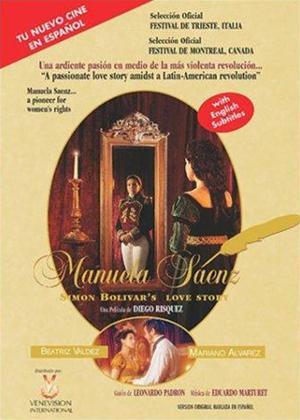 Rent Manuela Saenz Online DVD Rental