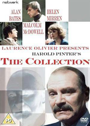 Rent Laurence Oliver Presents Harold Pinters: The Collection Online DVD Rental