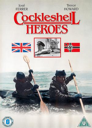 Rent Cockleshell Heroes (aka Cockle Shell Heroes) Online DVD & Blu-ray Rental