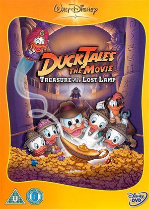Rent Duck Tales: Treasure of the Lost Lamp Online DVD Rental