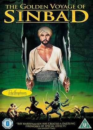 Rent The Golden Voyage of Sinbad Online DVD Rental