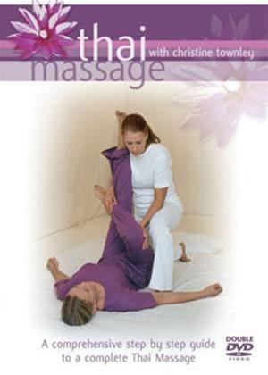 Rent Thai Massage by Christine Townley Online DVD Rental