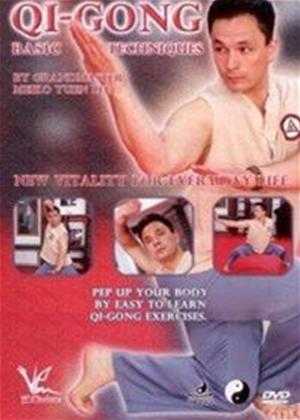 Rent Qi Gong: Basic Techniques Online DVD Rental
