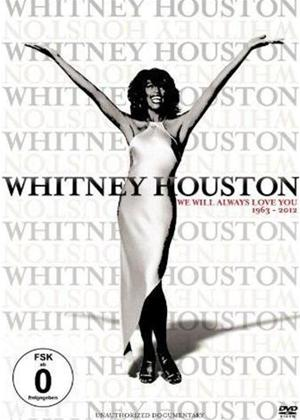 Rent Whitney Houston: We Will Always Love You: 1963-2012 Online DVD Rental