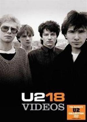 Rent U2: 18 Singles Online DVD Rental