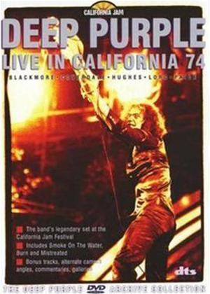 Rent Deep Purple: Live at the California Jam 1974 Online DVD Rental