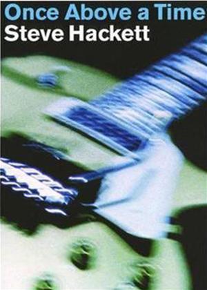 Rent Steve Hackett: Once Above Time Online DVD Rental