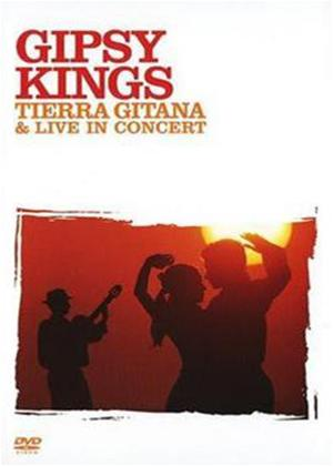 Rent Gipsy Kings: Tierra Gitana Online DVD Rental