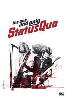 Rent Status Quo: The One and Only Online DVD & Blu-ray Rental