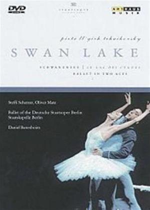 Rent Tchaikovsky: Swan Lake: Berlin Staatsoper Online DVD & Blu-ray Rental