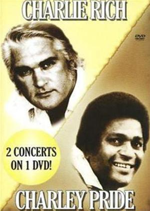 Rent Charlie Rich and Charley Pride: Head to Head Online DVD Rental